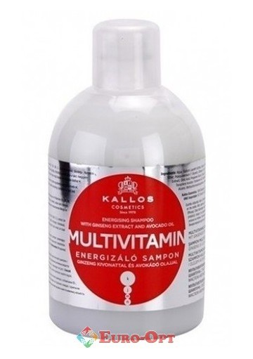 Шампунь Kallos Multivitamin 1000ml