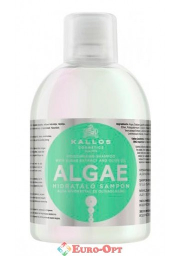 Шампунь Kallos Algae 1000ml