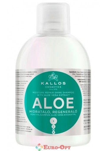 Шампунь Kallos Aloe 1000ml