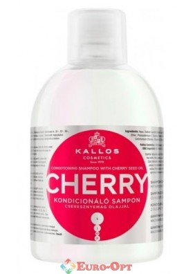 Шампунь Kallos Cherry 1000ml
