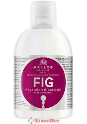 Шампунь Kallos Fig 1000ml