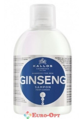 Шампунь Kallos Ginseng 1000ml