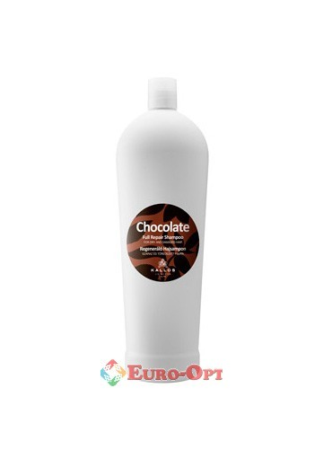 Шампунь Kallos Chocolate Full Repair 1000ml