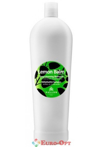 Шампунь Lemon Balm 1000ml