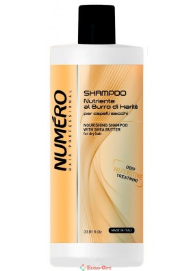 Шампунь Brelil Numero Deep Nutritive Treatment 1000ml