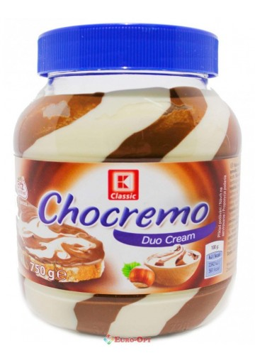 Крем Chocremo Duo Cream 750g