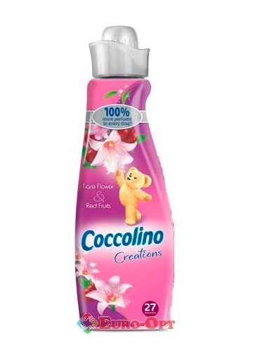 Coccolino Tiare Flower Red Fruits 950ml