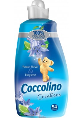 Coccolino Passion flower & Bergamot 1950ml
