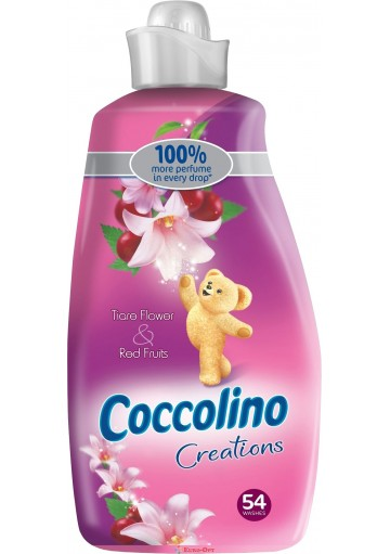 Coccolino Tiare flower & Red fruits 1950ml