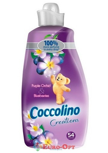 Coccolino Purple orchid & Blueberries 1950ml