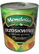 Персики Mondello в сиропе 820g