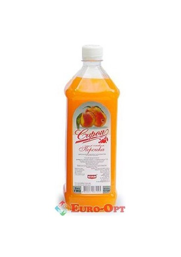 Сироп из вкусом персика 1000ml