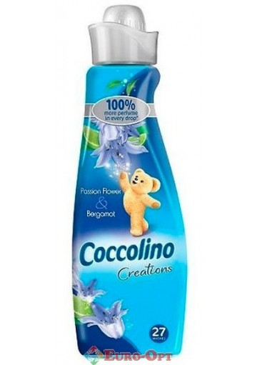 Coccolino Passion Flower & Bergamot 950ml