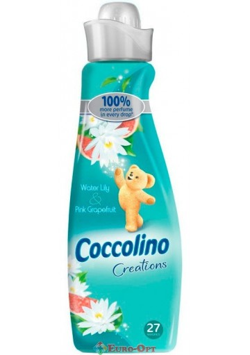 Coccolino Creations Water Lily & Pink Grapefruit 950ml