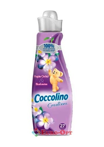 Coccolino Purple Orchid Blueberies 950ml