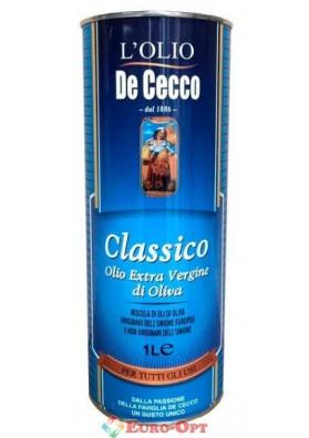 De Cecco Classico Olio Extra Vergine di Oliva 1000ml