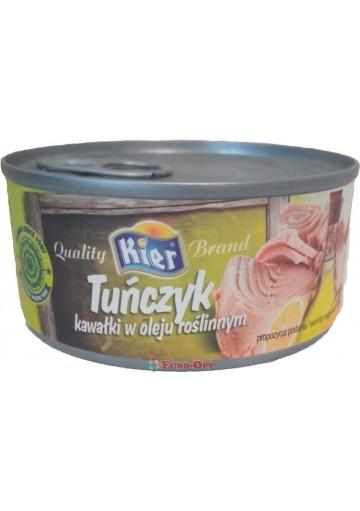 Тунець Kier Tunczyk в оливковом масле 170g