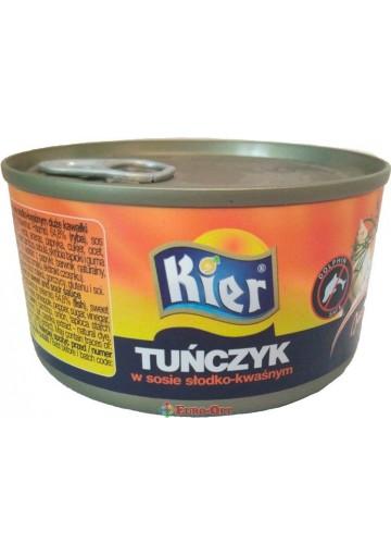 Тунець Kier Tunczyk в кисло-сладком соусе 170g
