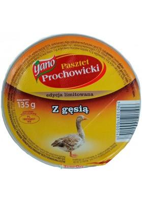 Yano Pasztet Prochowicki z gesia 135g
