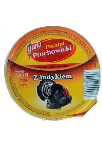 Yano Pasztet Prochowicki z indykiem 135g
