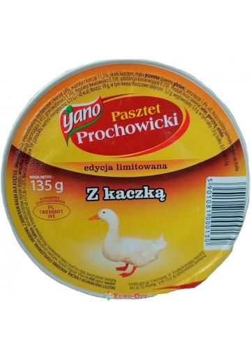 Yano Pasztet Prochowicki z kaczka 135g