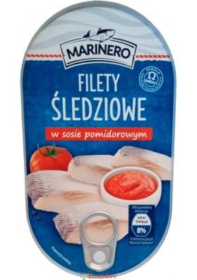 Marinero Филе Сельди в томатном соусе 170g.
