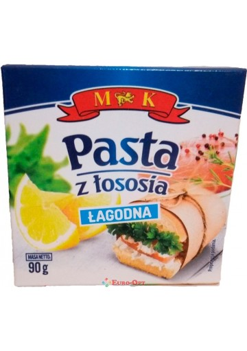 Pasta z Lososia 90g.