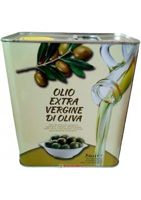 Olio Extra Vergine di Oliva 3000ml