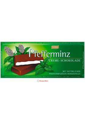 Böhme Pfefferminz Creme Schokolade 100g