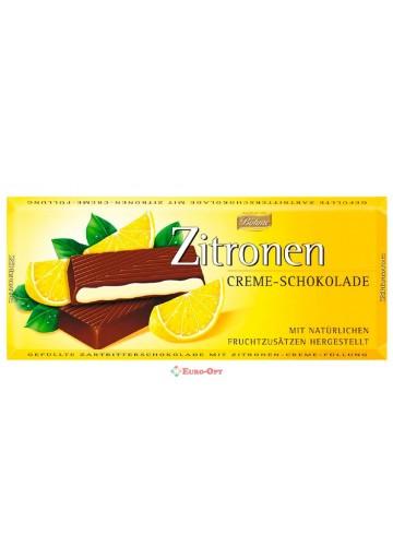 Böhme Zitronen Creme Schokolade 100g