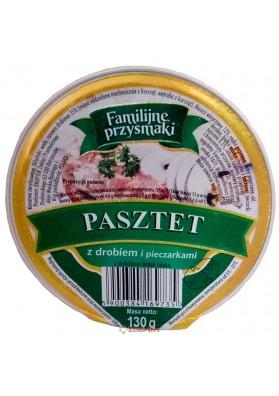 Familijne Przysmaki (Курица с грибами) 130g