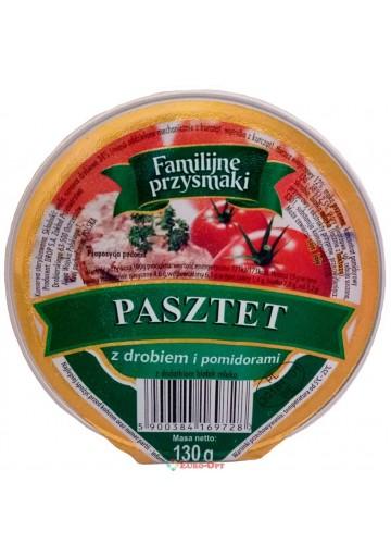 Familijne Przysmaki (Курица с томатами) 130g