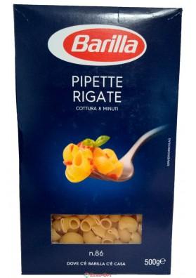 Barilla №86 Pipette Rigate 500g