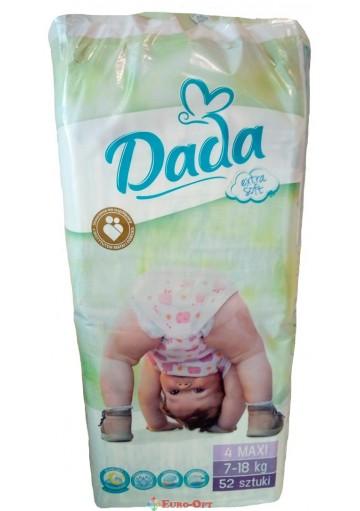 Dada Premium Extra Soft 4 Maxi 7-18 кг 52 шт.