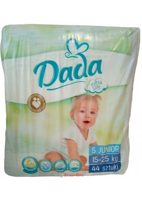 Dada Extra Soft 5 Junior 15-25 кг 44 шт.
