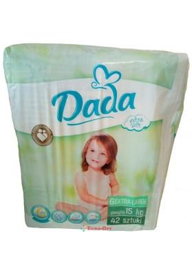 Dada Extra Soft 6 Extra Large 16+ кг 42 шт.
