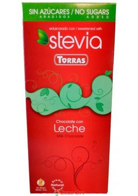Torras Stevia Leche 100g
