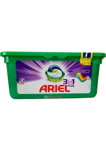Ariel Colour & Style 30 caps