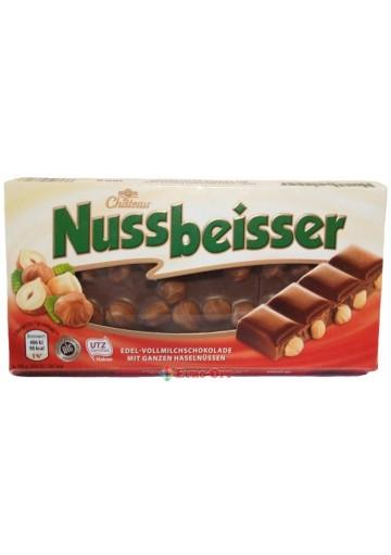 Chateau Nussbeisser Schokolade 100g