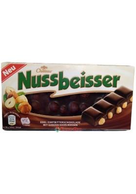 Chateau Nussbeisser Dark Schokolade 100g