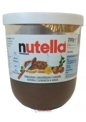 Шоколадная паста Ferrero Nutella 200g