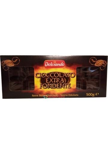 Dolciando Cioccolato Extra Fondente 500g