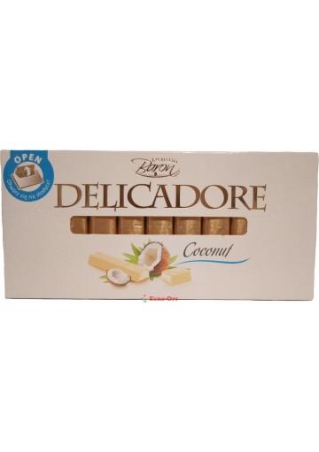 Delicadore Coconut (Кокос) 200g.