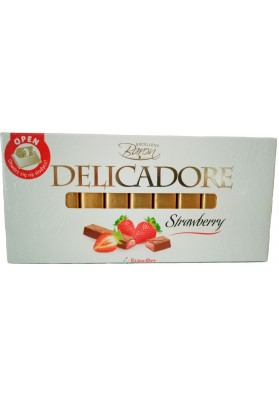 Delicadore Strawberry (Клубника) 200g.