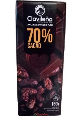 Clavileno 70% Сacao 150g