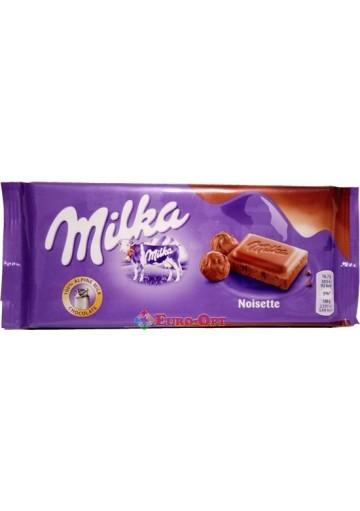 Milka Noisette 100g.
