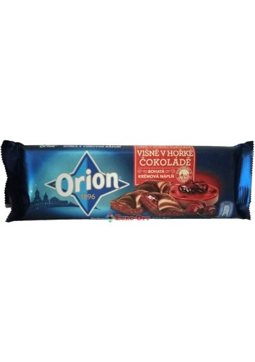 Orion Horka Cokolada S Visnemi 240g