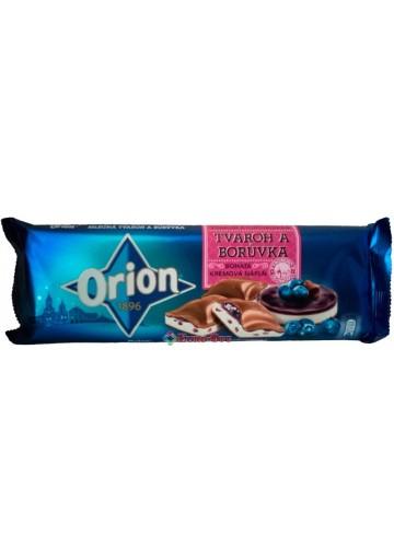 Orion Tvaroh A Boruvka 240g.