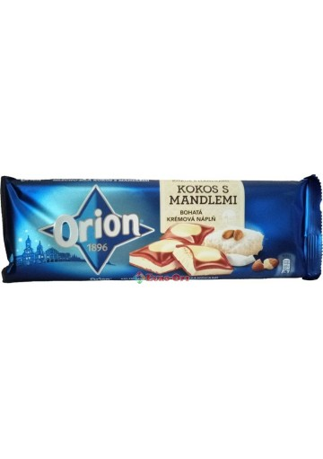 Orion Kokos S Mandlemi (Кокос и Миндаль) 240g.