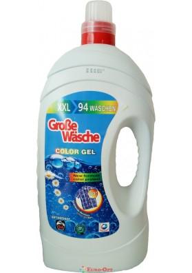Жидкий порошок Grobe Wasche Color Gel